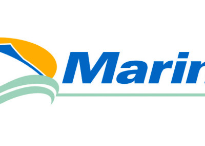 2M Marine Inc Logo Design