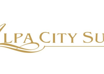 Alpha City Suites Logo Design