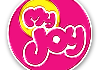 My Joy Logo Design