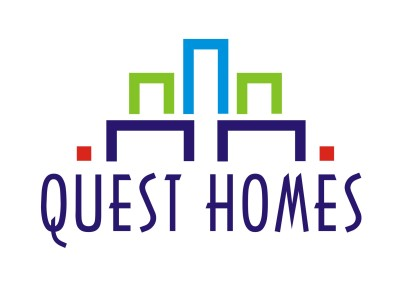 Quest Homes Logo Design