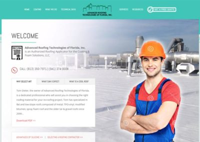 Advanced Roofing Technologies of Florida, Inc.