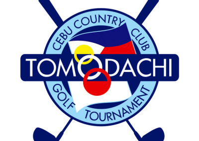 CCC Tomodachi Logo Design