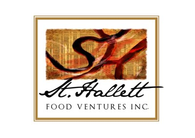St Hallett Logo Design