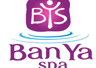 Banya Spa Logo Design