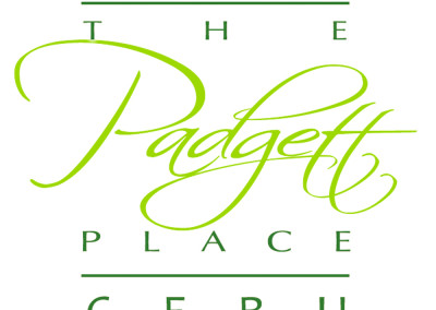 Padgett Place Logo Design
