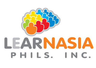 LearnAsia Logo Design
